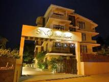 Sinq Beach Resort: entrance