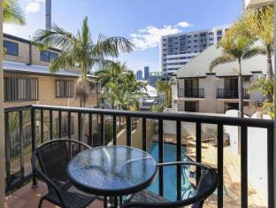 Parkview Apartments Brisbane - Balcony/Terrace