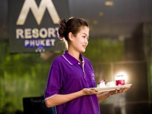Casa Del M Hostel Phuket - Reception