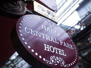 Hanoi Central Park Hotel Hanoï - Extérieur de l'hôtel