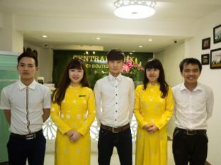 Hanoi Central Park Hotel Hanoï - Vestibule