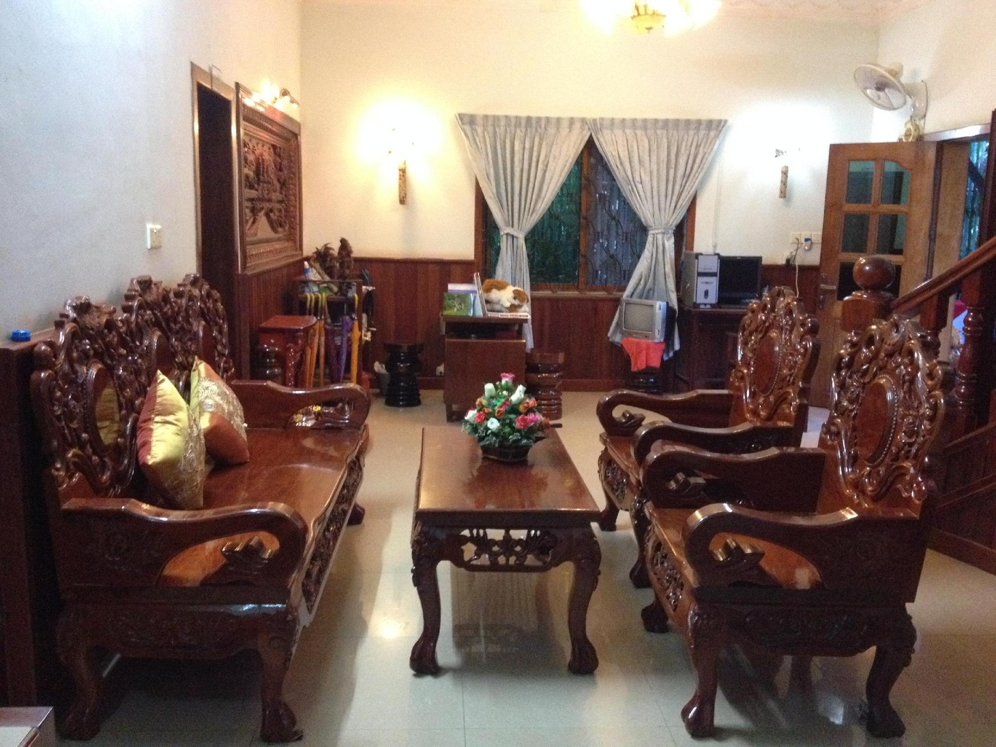 カンボジア バックパッカー ゲストハウス7