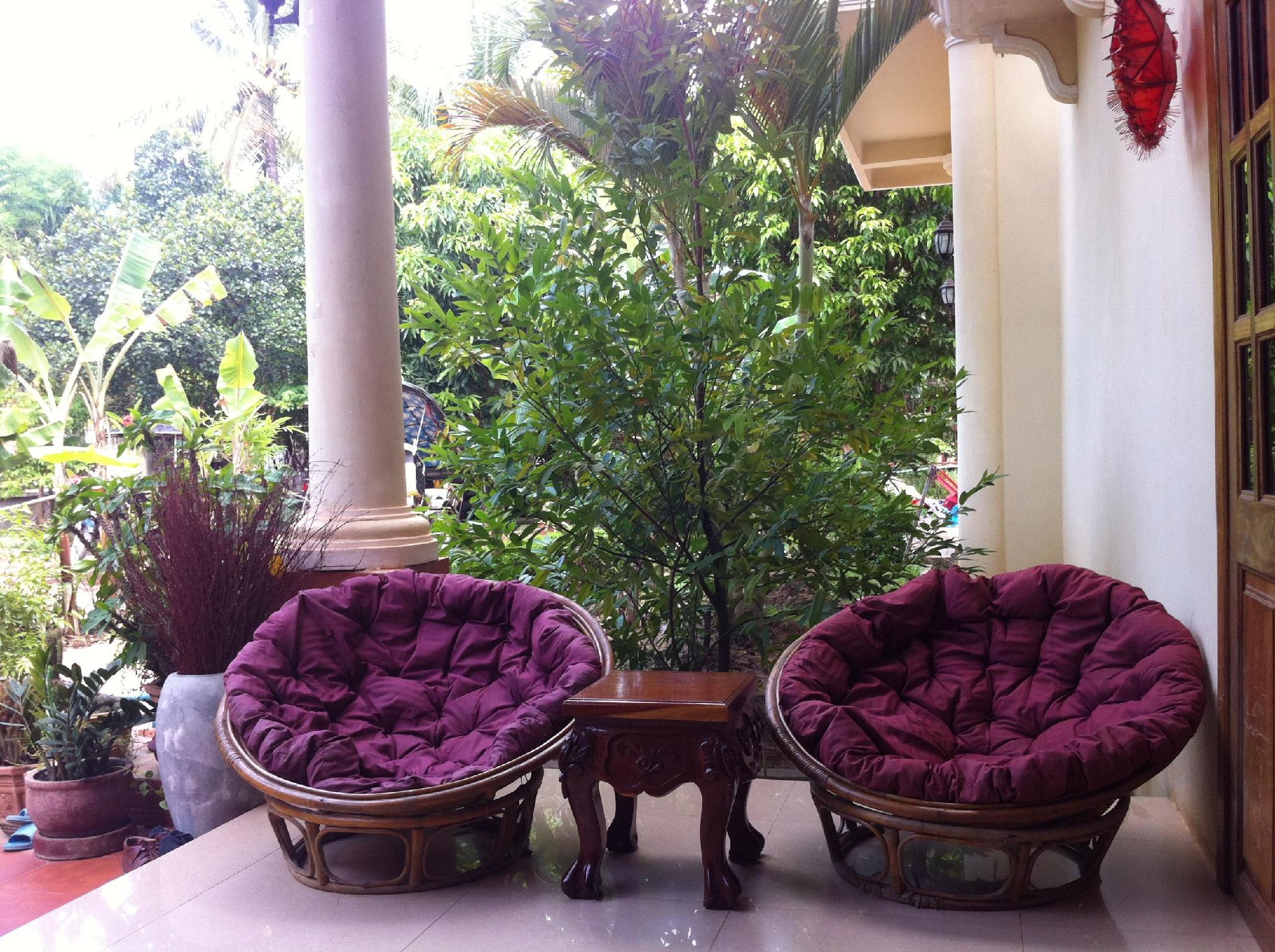カンボジア バックパッカー ゲストハウス11
