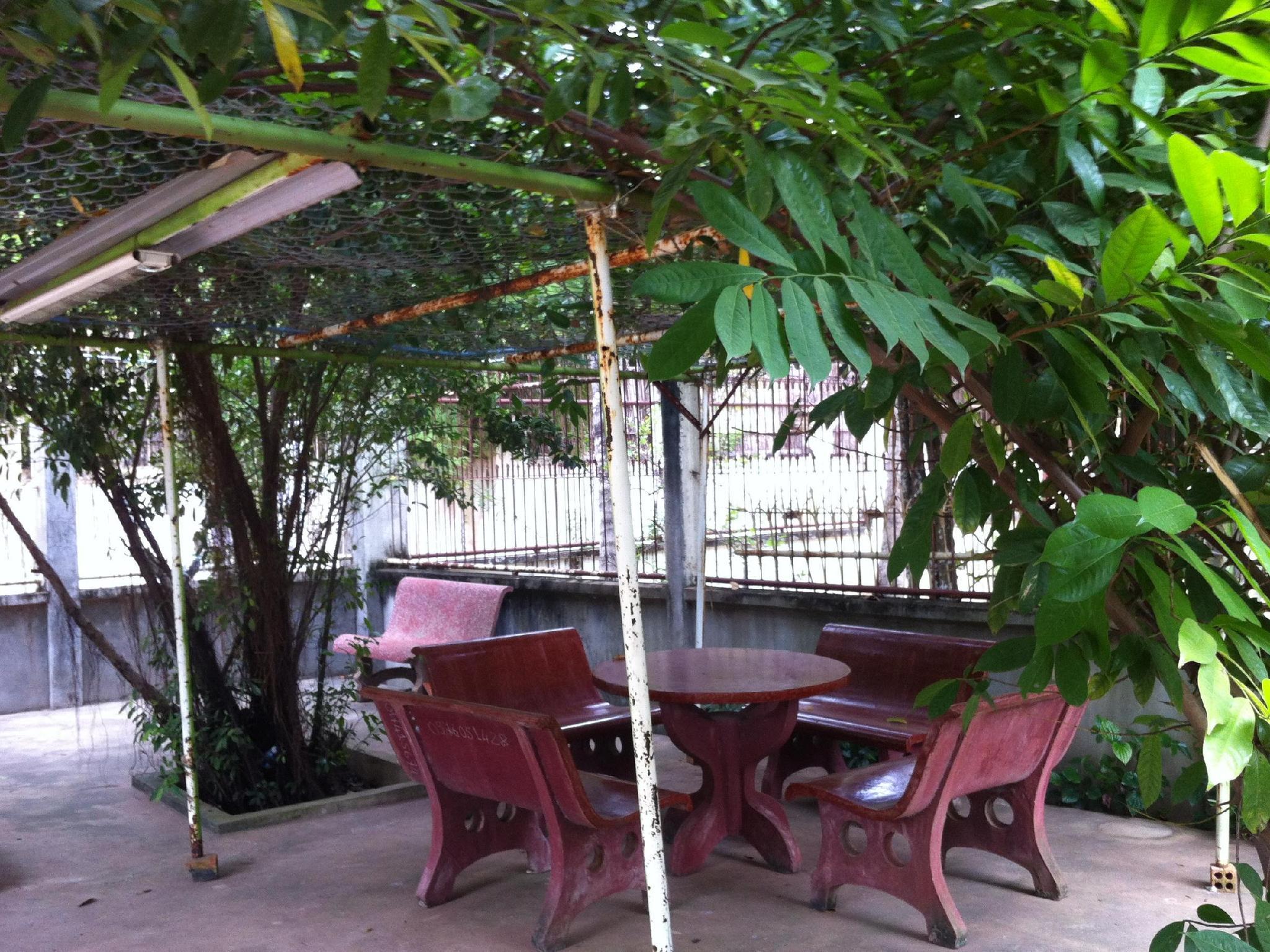 カンボジア バックパッカー ゲストハウス13