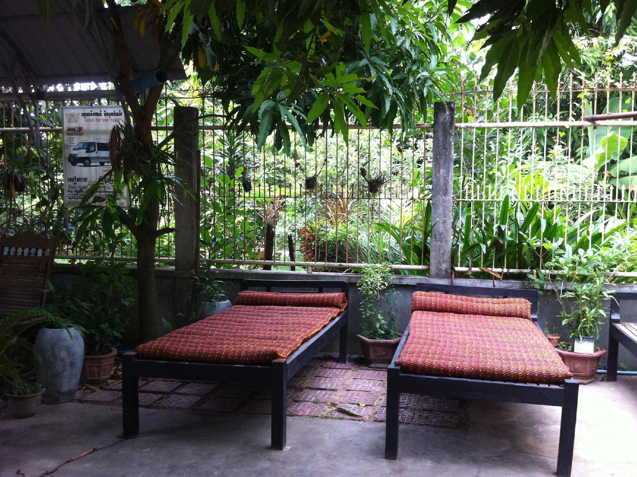 カンボジア バックパッカー ゲストハウス14