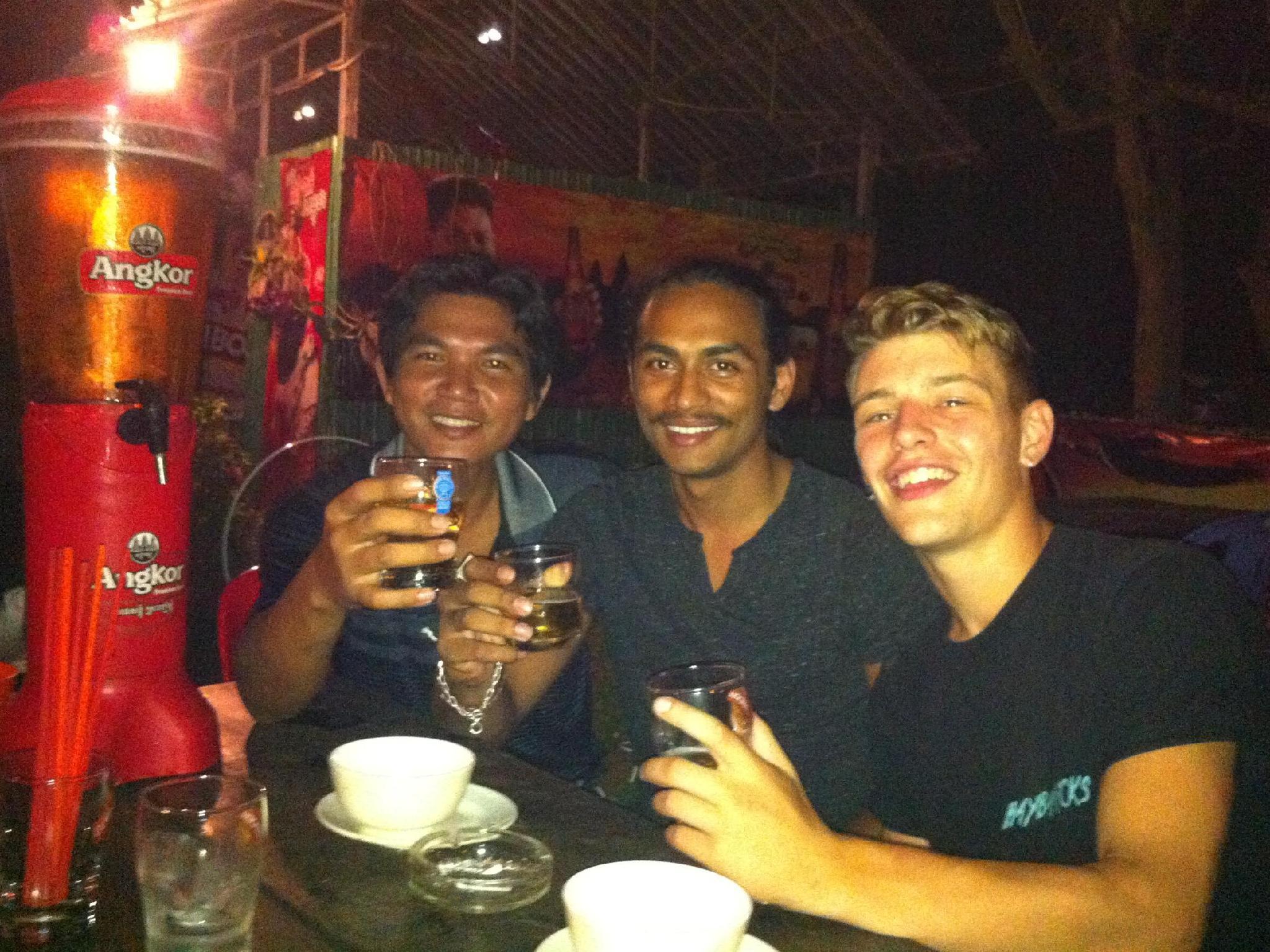 カンボジア バックパッカー ゲストハウス15