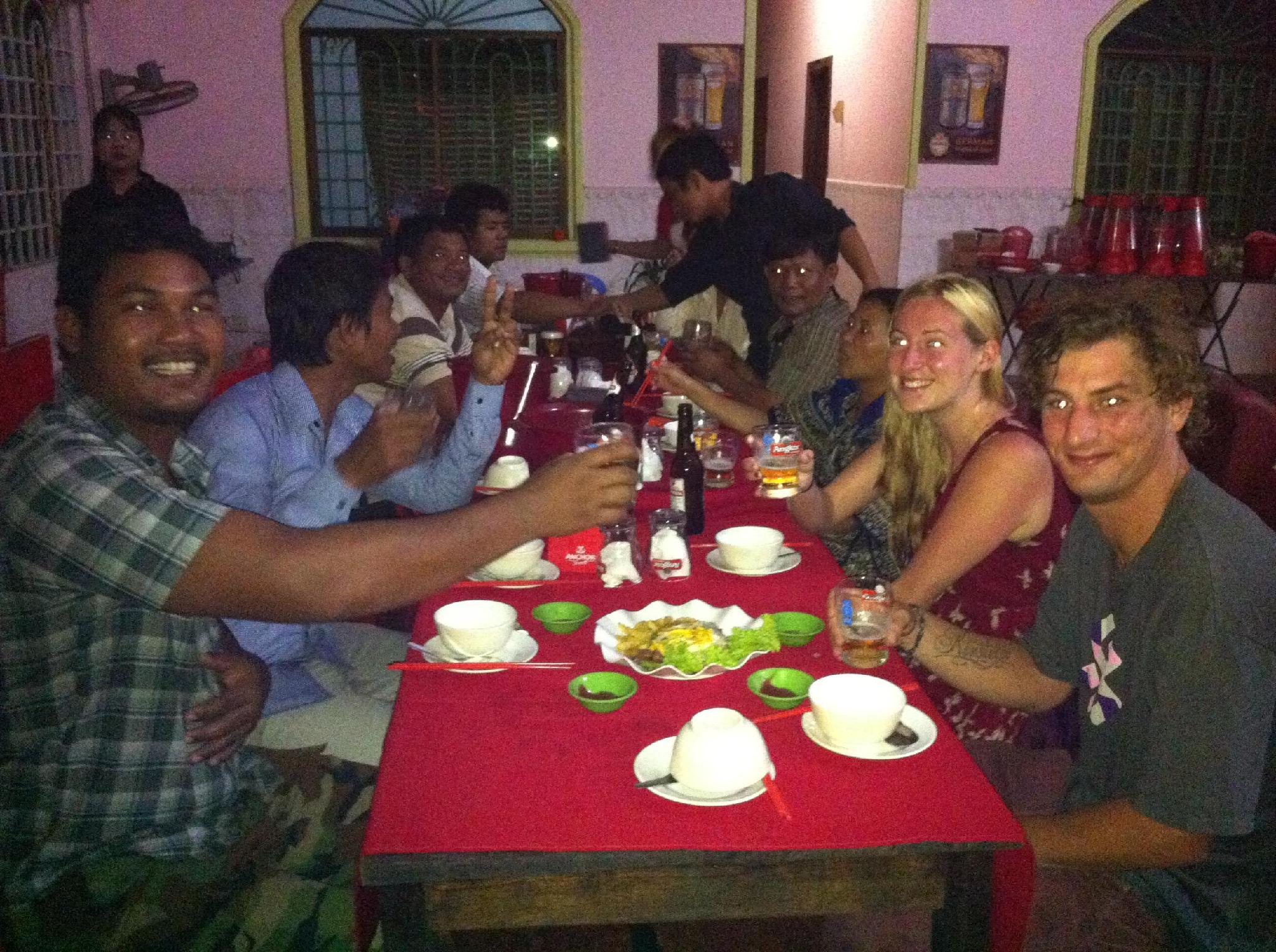 カンボジア バックパッカー ゲストハウス18