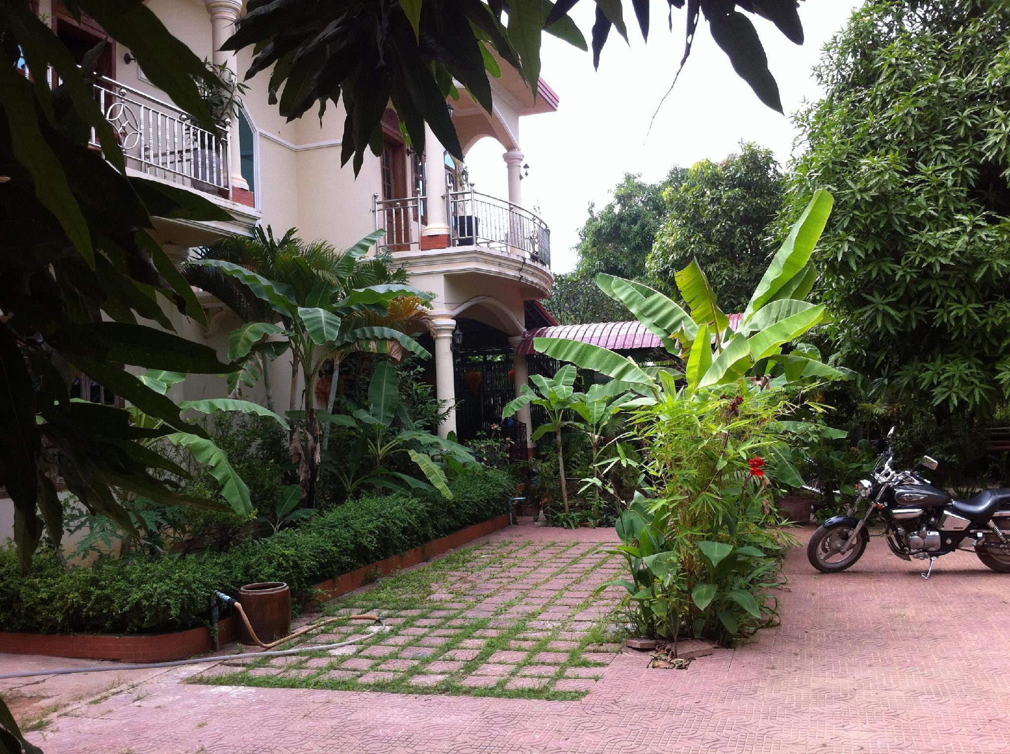 カンボジア バックパッカー ゲストハウス19