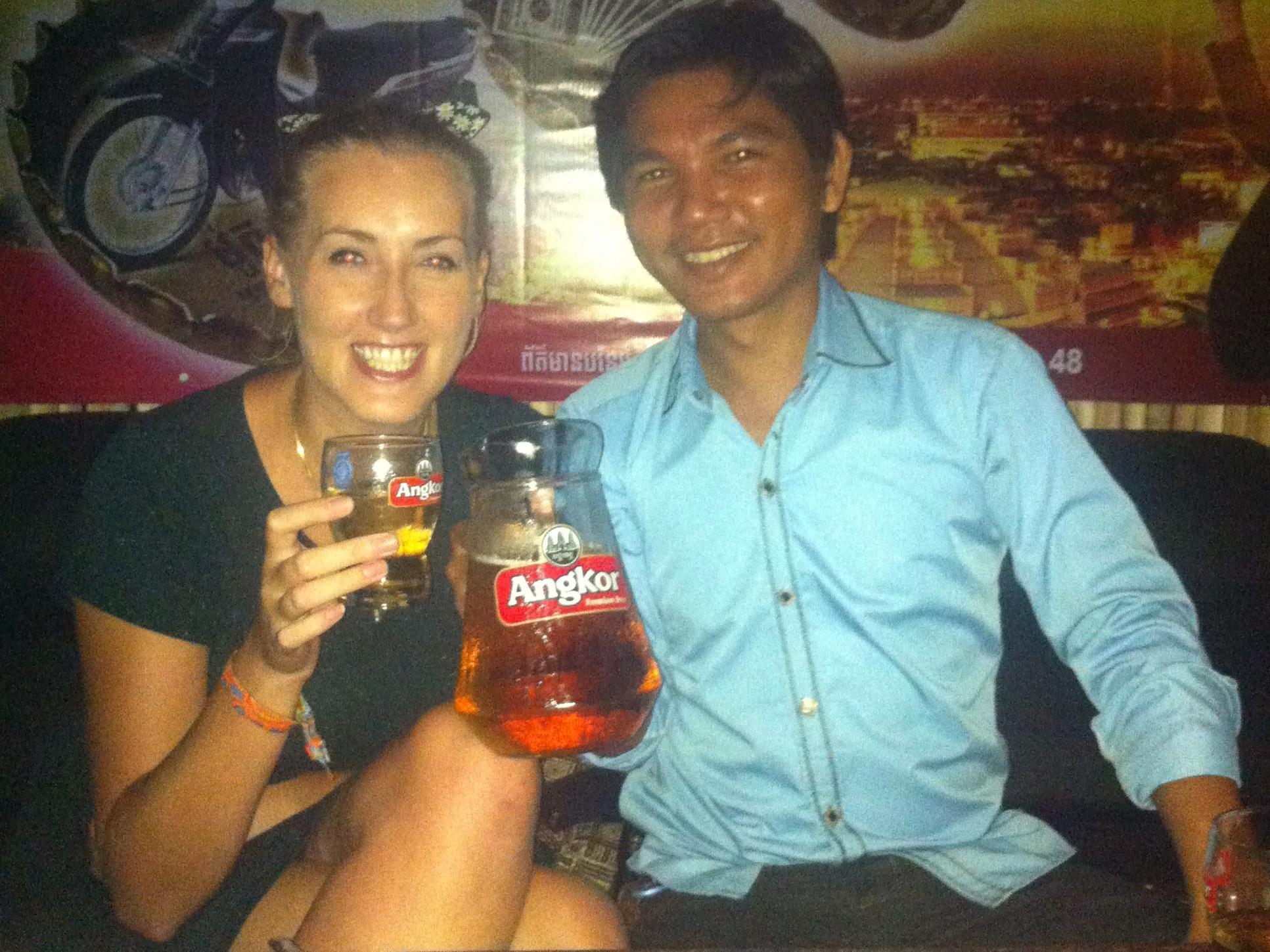 カンボジア バックパッカー ゲストハウス20