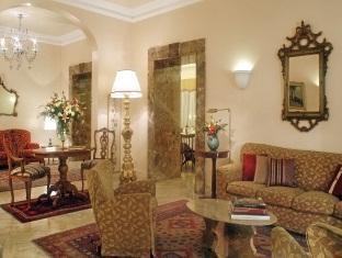Hotel Lancelot Rome - Lobby