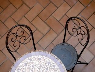 Hotel Lancelot Rome - Terrace