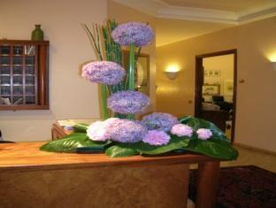 Hotel Lancelot Rome - Reception