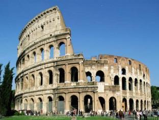 Hotel Lancelot Rome - Colosseum