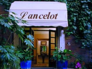Hotel Lancelot Rome - Entrance