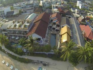 Kamala Dreams Hotel Phuket - Close of Aerial View