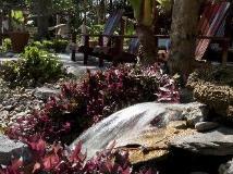 Zen Namkhan Boutique Resort: garden