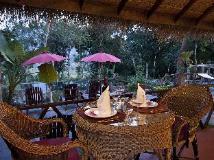 Zen Namkhan Boutique Resort: restaurant