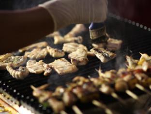 Sylvia Hotel Kupang Kupang - BBQ - Food