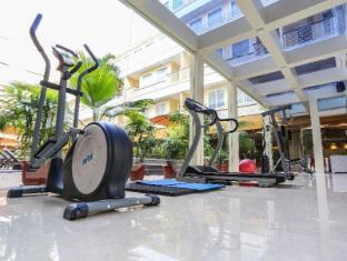 Sylvia Hotel Kupang Kupang - fitness center