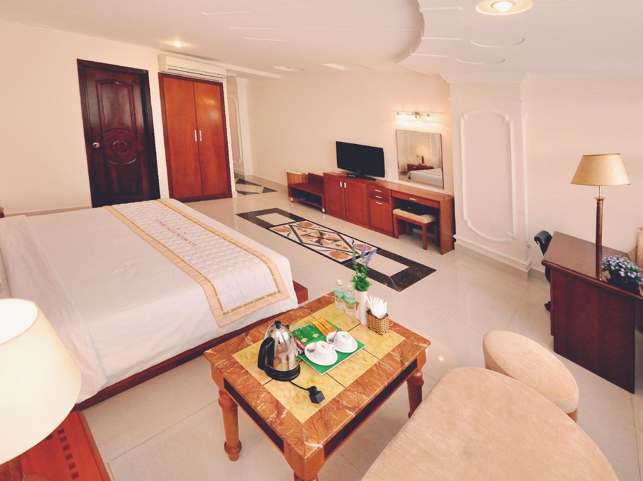 タン ホアン ロング ホテル2