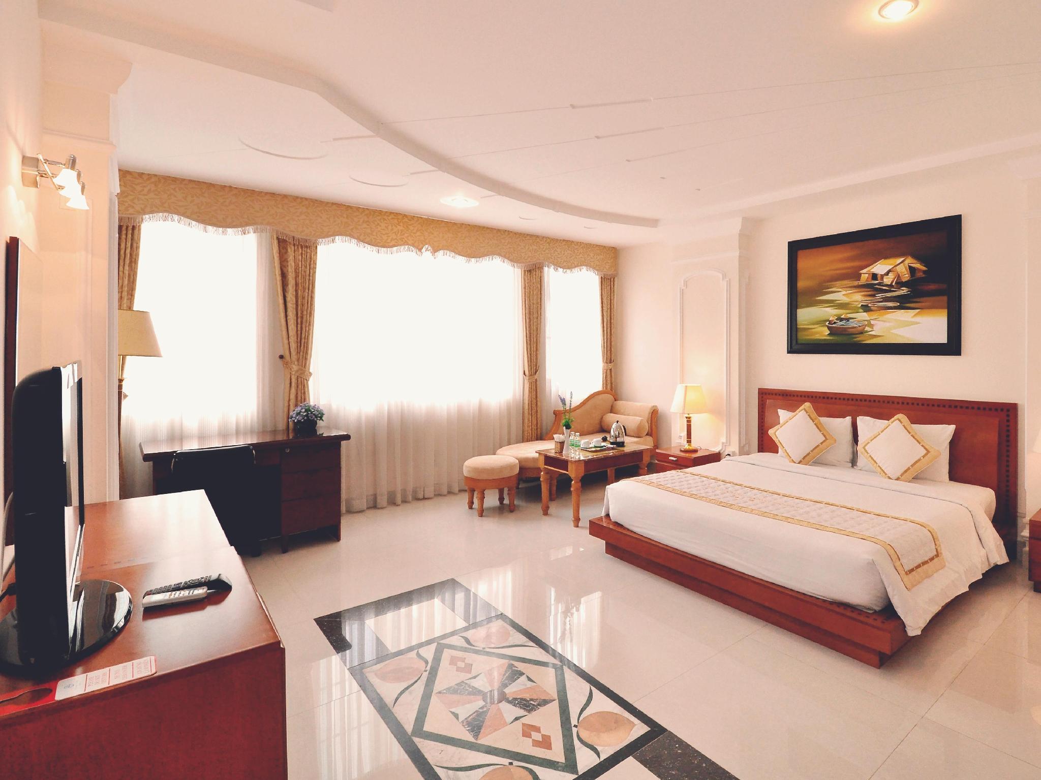 タン ホアン ロング ホテル1