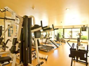 Best Beach Villa Pattaya - Fitness Room