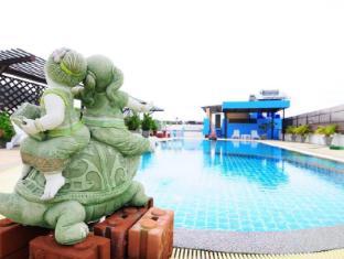 Tuana YK Patong Resort Hotel Phuket - bazen
