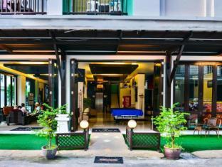 Tuana YK Patong Resort Hotel Phuket - Lối vào
