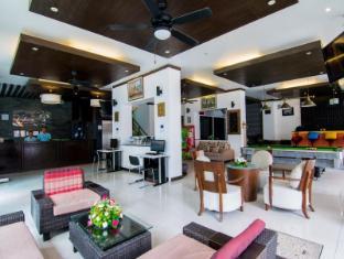 Tuana YK Patong Resort Hotel Phuket - avla