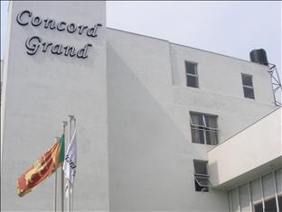 Concord Grand Hotel Colombo - Exterior