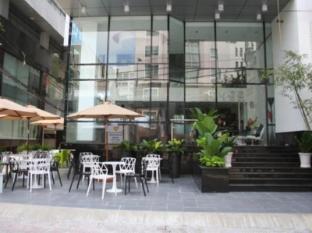 Minh Khang Hotel Ho Chi Minh City - Entrance
