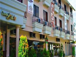 Casa Leticia Business Inn Davao City - Hotellet från utsidan