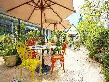 Mirador Hotel: garden