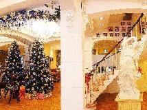 Mirador Hotel: lobby