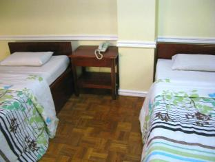 Bagobo House Hotel Давао - Вітальня