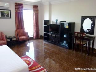 Kampot Diamond Hotel Kampot - Bilik Tetamu