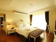 双卧室套房