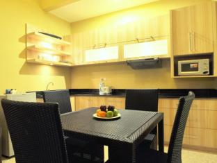 The Jas Villas Bali - Kitchen