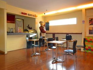 Gran Prix Econotel Cubao Manila - Lobby