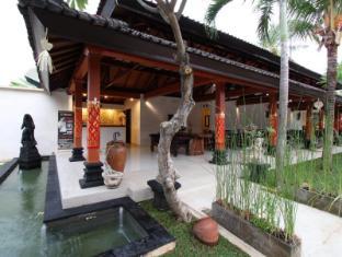 Hotel Melamun Bali - Recepció