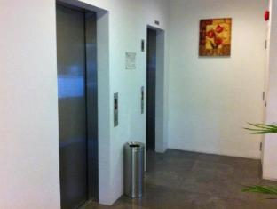 Innotel Σιγκαπούρη - Αίθουσα υποδοχής