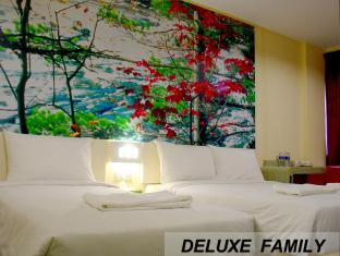 Smile Boutique Hotel Kuala Lumpur - Deluxe Family