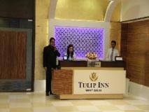 Tulip Inn West Delhi: reception