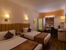 Tulip Inn West Delhi: guest room