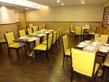 Tulip Inn West Delhi: restaurant