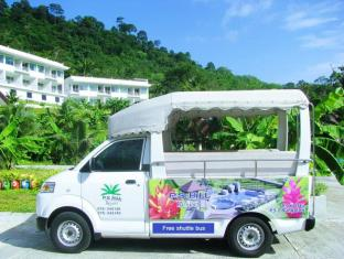 P.S Hill Resort Phuket - Shuttle Bus Service