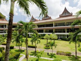 The Serenity Golf Hotel Phuket - Hotellet indefra
