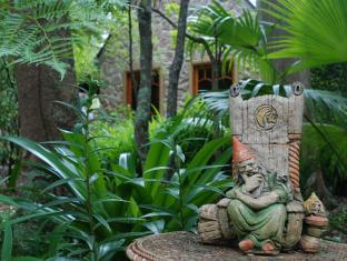 Witches Falls Cottages Gold Coast - Chiefwizard in the Garden