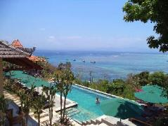 Lembongan Cliff Villas, Indonesia