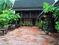 Laos Hotel | Villa Lao Wooden House